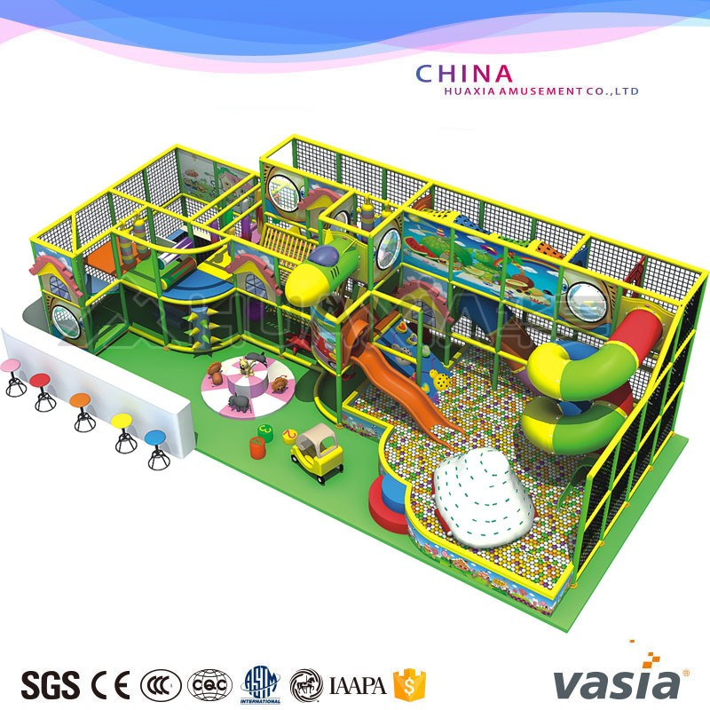 children indoor playground-VS1-4093A