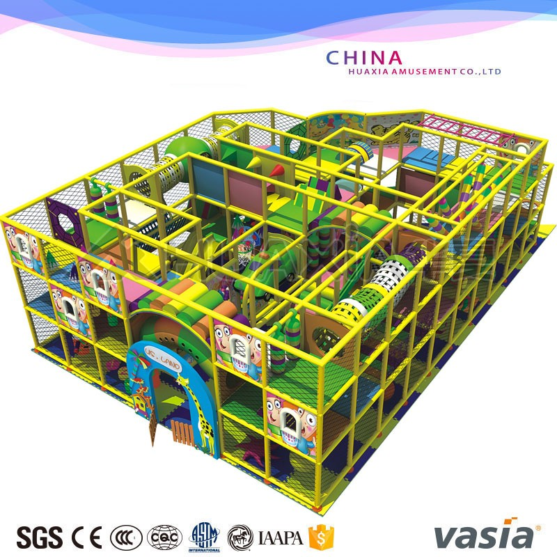children indoor playground-VS1-4094A