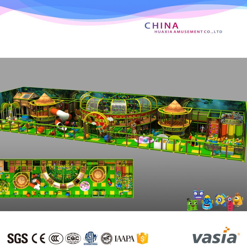 Children indoor playground VS1-151112-240A-31X