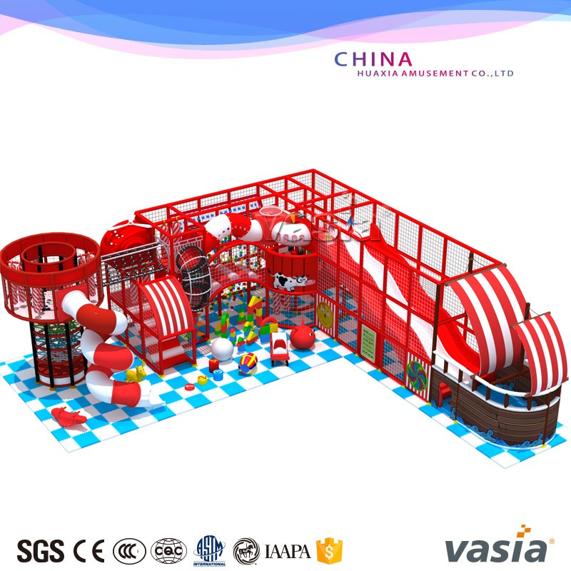 Children indoor playground VS1-160111-101A-33