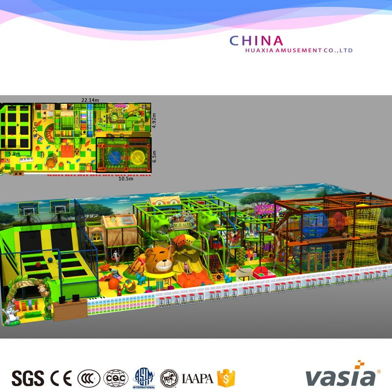 Children indoor playground-VS1-160430-375A-31A