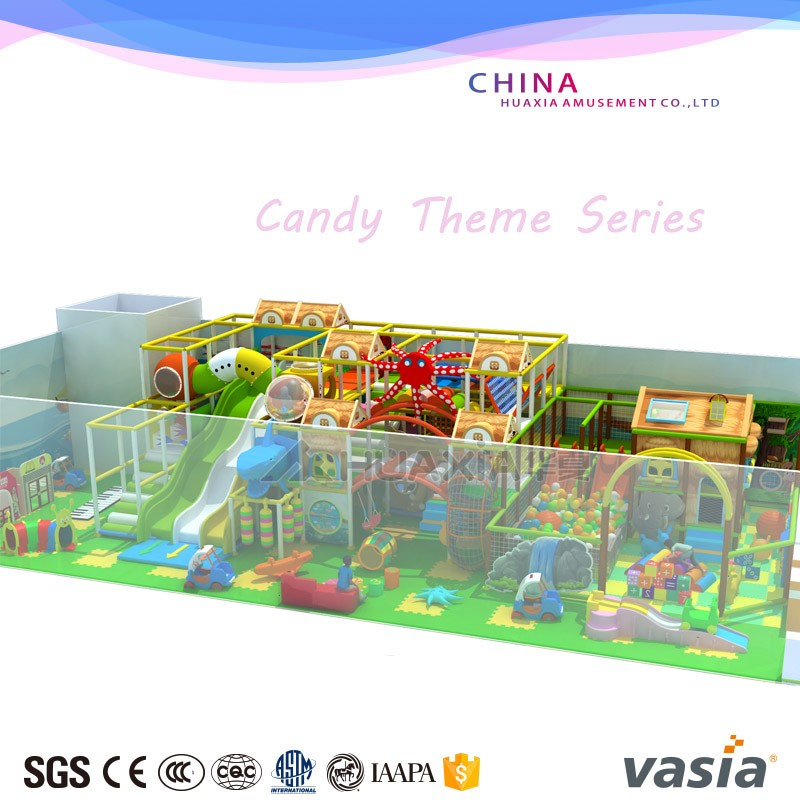Children Indoor Playground VS1-160406-188A-31B01