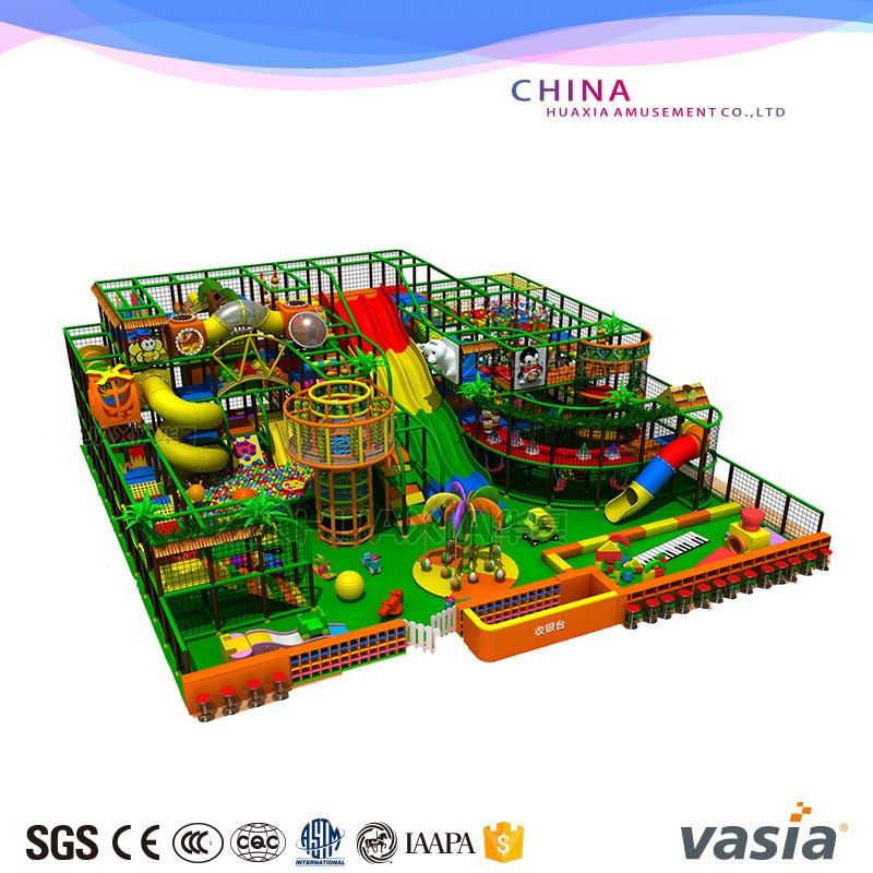 indoor playground equipment-VS1-170327-400A-33A