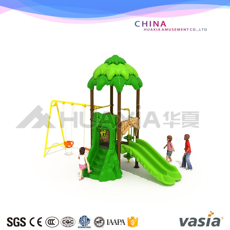 forest outdoor playground VS2-7061B