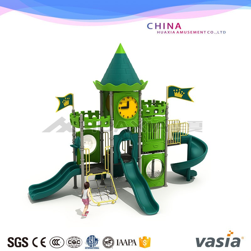 Castle playground VS2-7099A