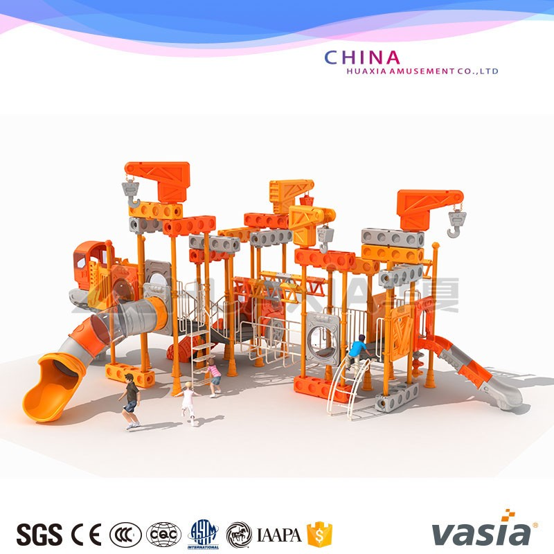Children Outdoor Playground-VS2-7027A