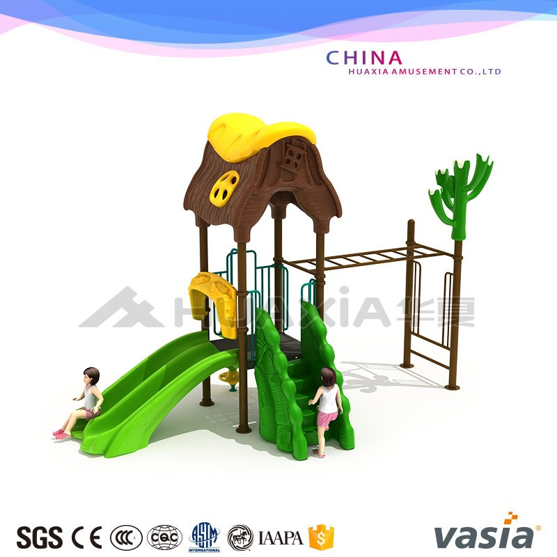 Children Outdoor Playground-VS2-7077A
