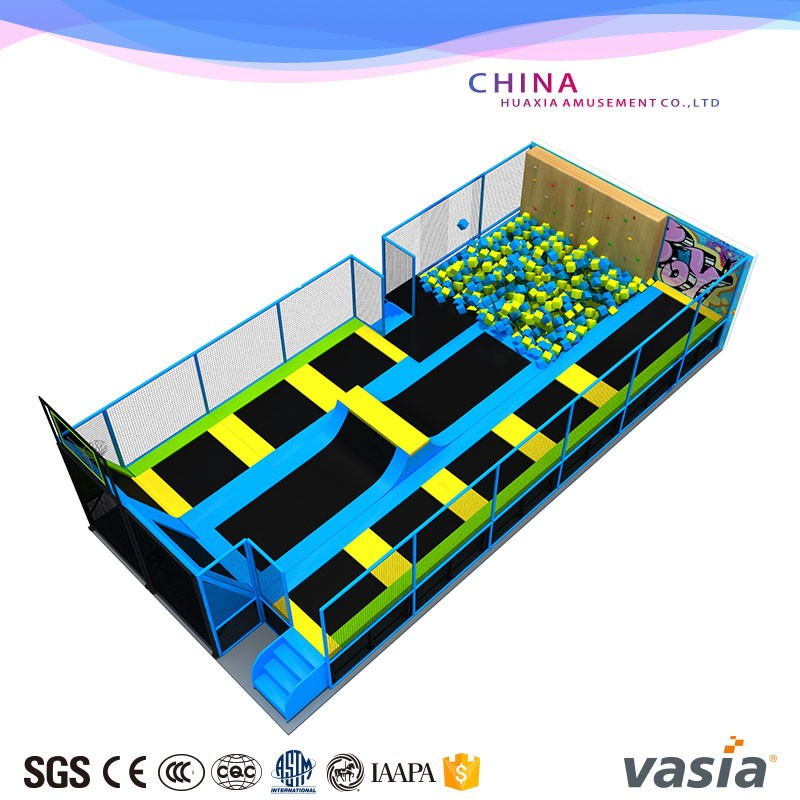 Indoor Trampoline Park VS6-170422-105A-31A