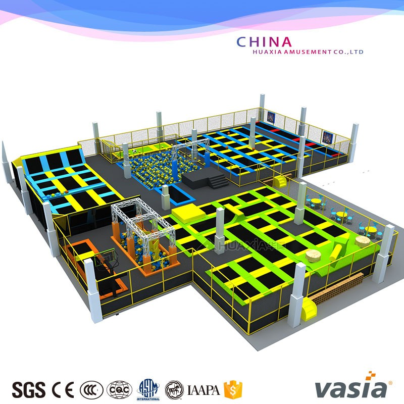 Indoor Trampoline Park  VS6-170607-1056A-31A