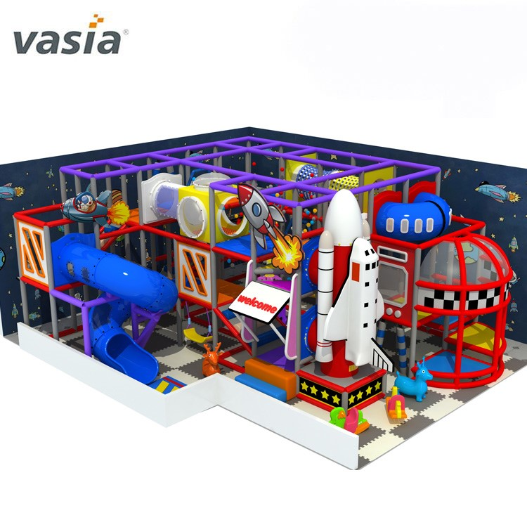Soft Gym Kids Indoor Amusement Playground