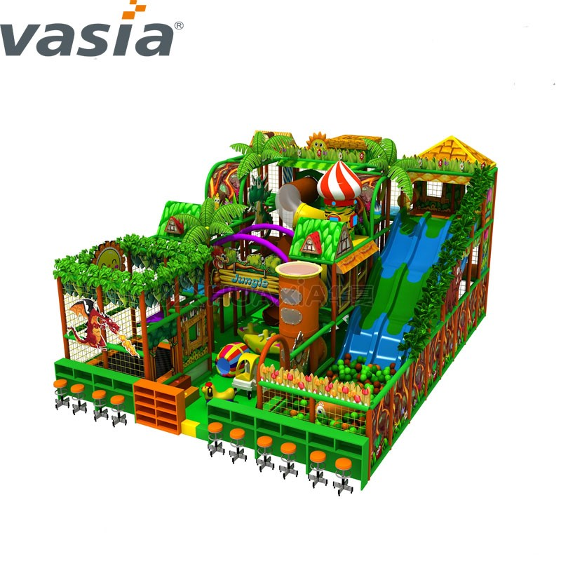 Commercial Kids Playground Equipment for Sale