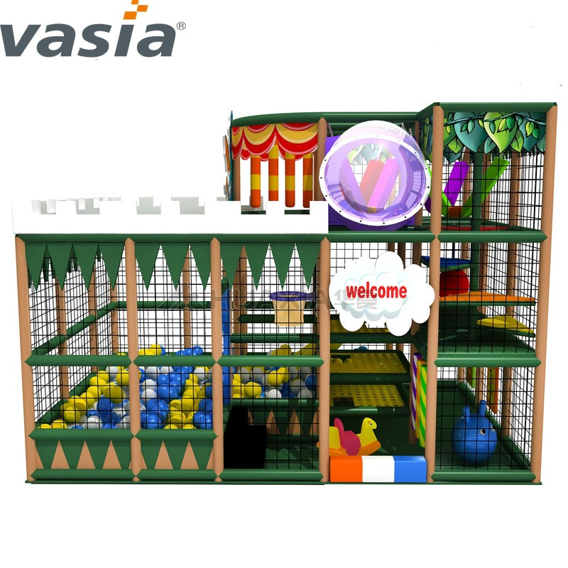 Children Commercial Indoor Playground Equipment Shopping Mall
