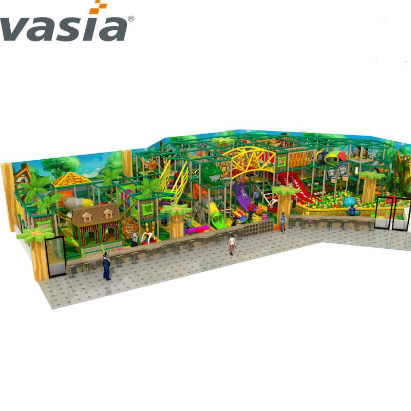 Vasia Used Commercial Playground Equipment Sale