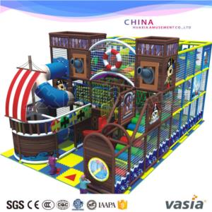children indoor playground-VS1-4106A