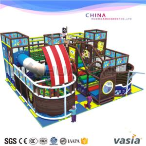 children indoor playground-VS1-4106B