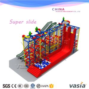 Children Indoor Playground  VS1-160407-41-1501