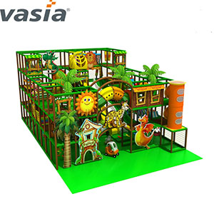 Fun Children Amusement Equipment Indoor Playground for Naughty Castle