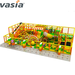 Sweet Children Indoor Amusement Playground Equipment